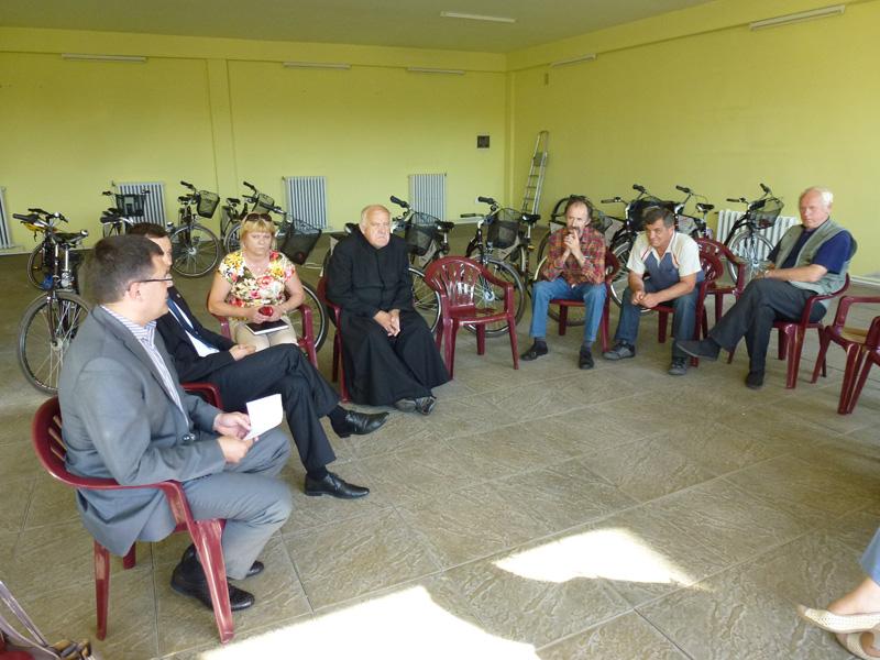 Ossów: Zbojkotowali zaproszenie