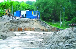 Most w Czarnej: Remont jeszcze pół roku