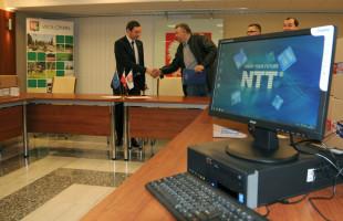 Bezpłatny dostęp do internetu i komputery dla mieszkańców Wołomina
