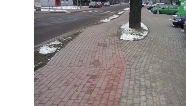 Problem ścieżek rowerowych