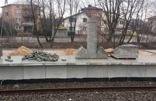Nowy pomnik w Zagościńcu