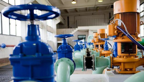 Zielonka: Spadają ceny wody i cieków
