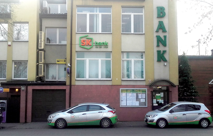 Koniec bankowego eldorado
