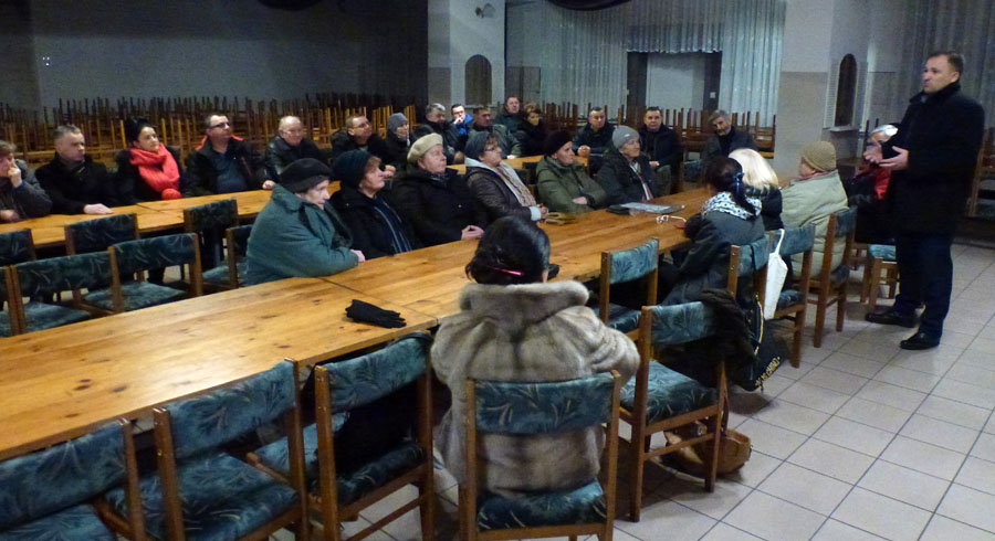 Mieszkańcy Majdanu przyjmą niepełnosprawne dzieci