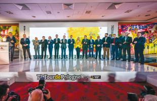 73 Tour de Pologne w Radzyminie i Wołominie!