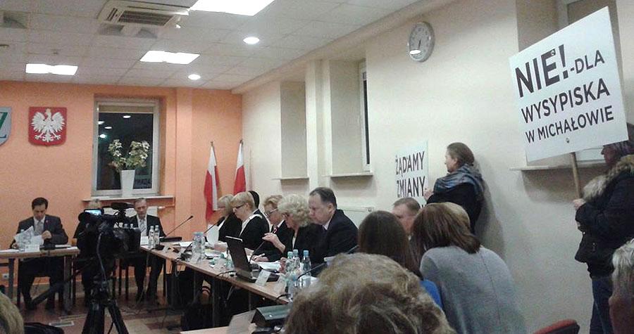 Posłanka Pawłowicz nie chce składowiska w Zielonce