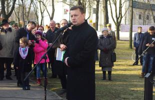 Minister Błaszczak w Kobyłce
