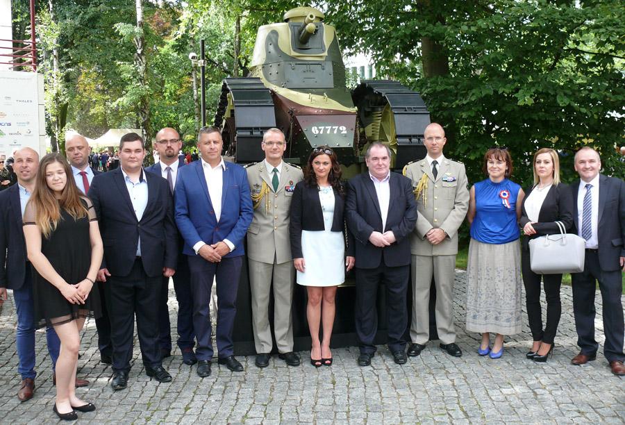 Wołomiński czołg atrakcją dla tysięcy gości