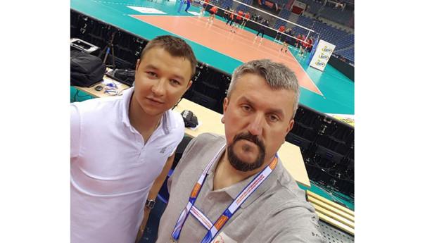 Dariusz Trociński nadzieją w MUKS Huragan Wołomin