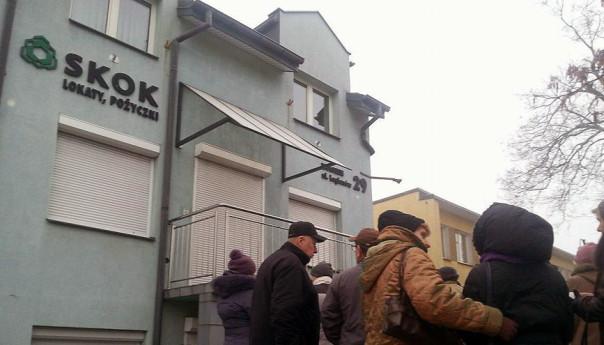 SKOK Wołomin: Podwyżka dla kancelarii syndyka
