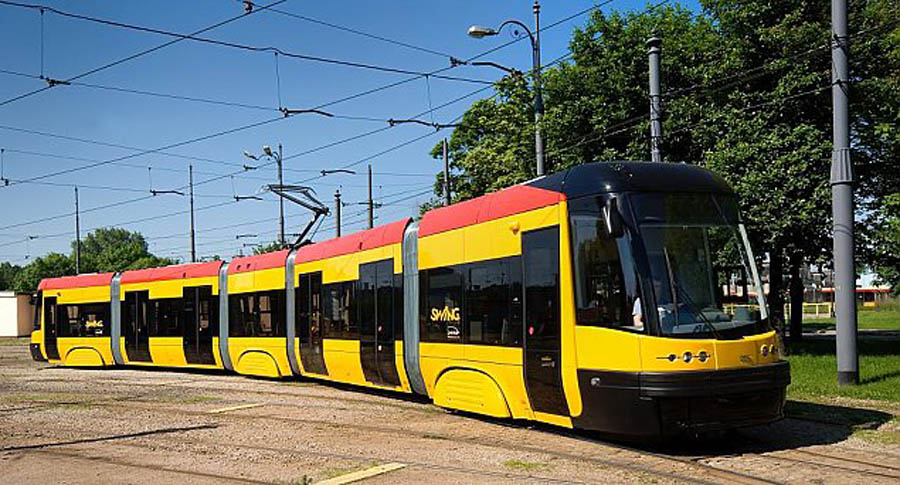 Tramwajem do Ząbek?