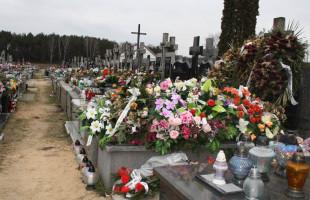Awantura na pogrzebie