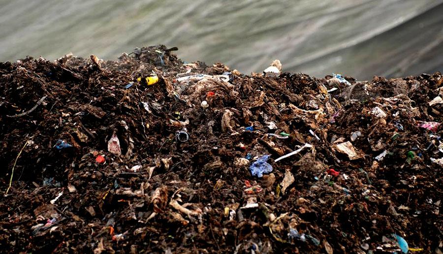 14 tys. ton odpadów wraca do Wołomina