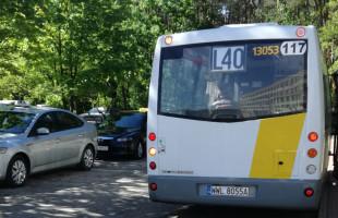 Autobusy L40 nie dla Kobyłki