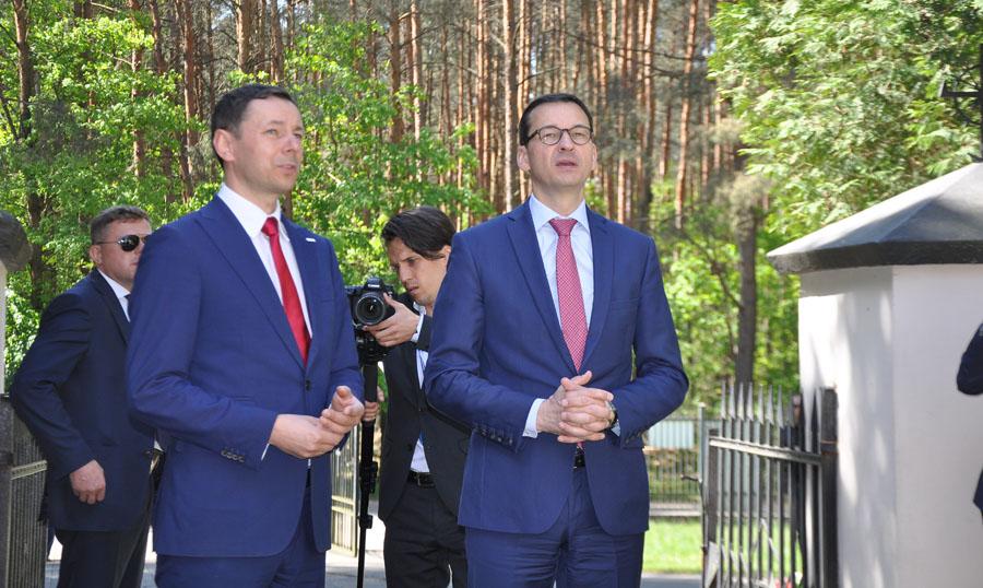 Premier w Wołominie