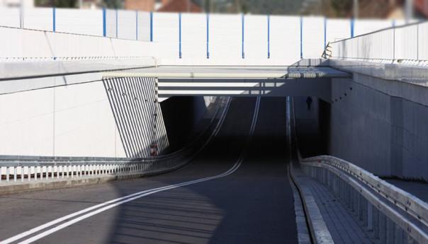 Nowy tunel dla Zielonki