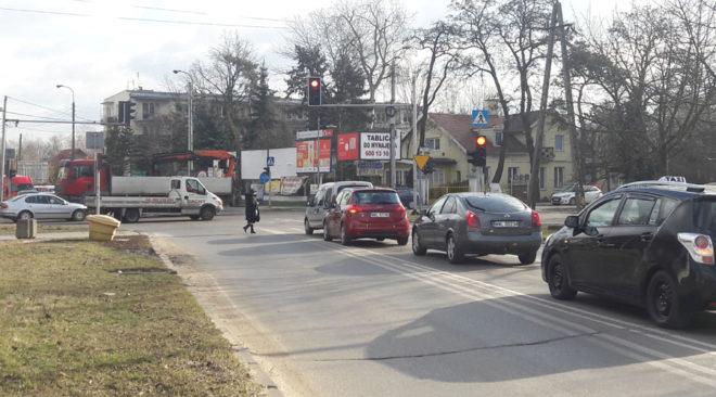Al. Niepodległości/Wileńska: Powraca temat ronda!
