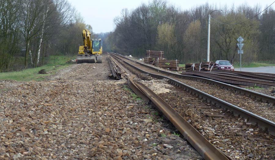 Modernizacja kolei: Rusza wycinka drzew