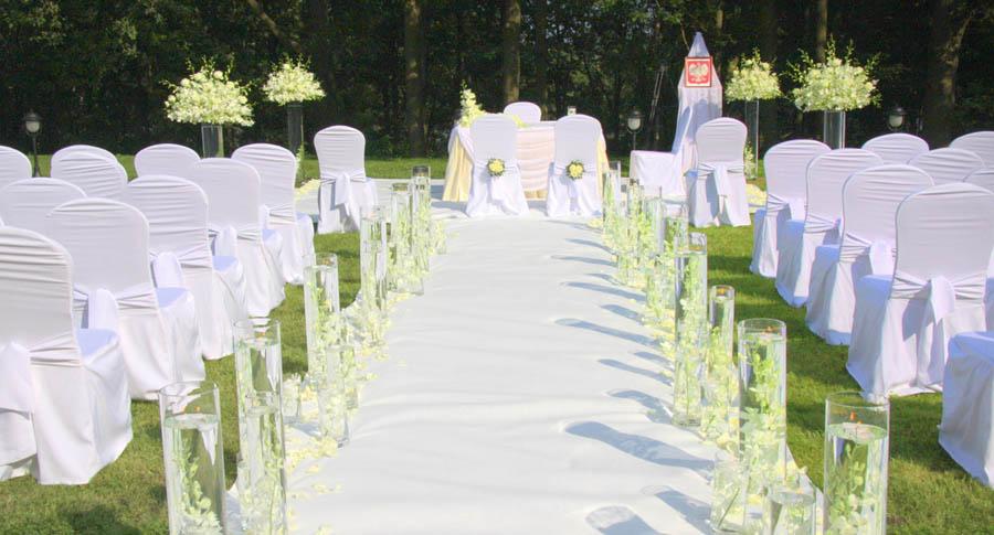 Zielonka bez Sali Ślubów