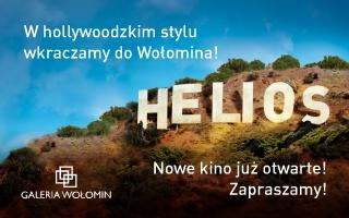Wielkie otwarcie kina Helios w Wołominie!