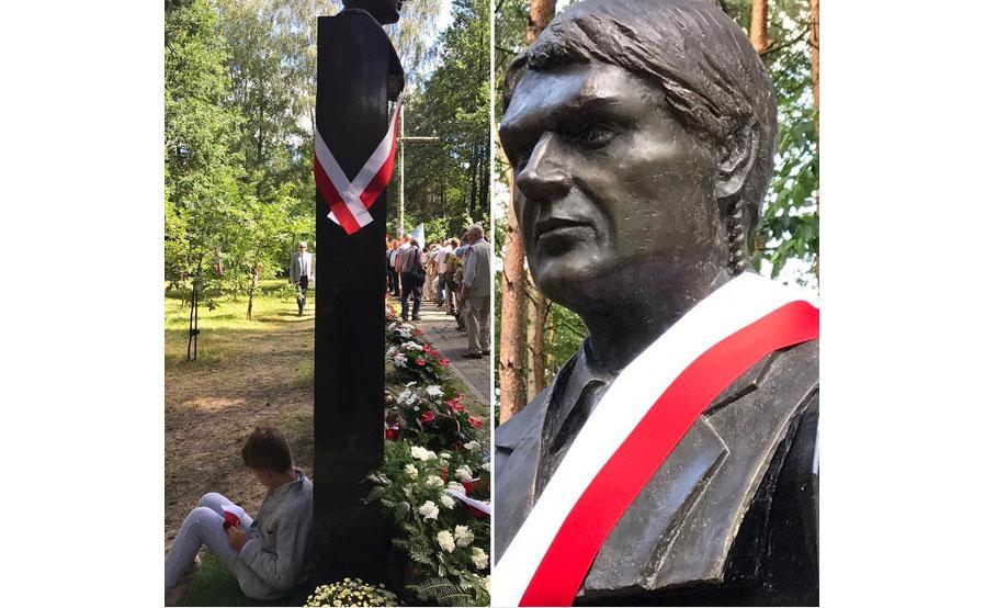 Smutne echa uroczystości w Ossowie