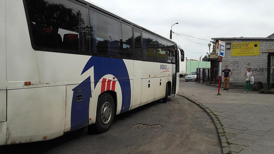 Rozkład jest, autobusów wciąż nie ma