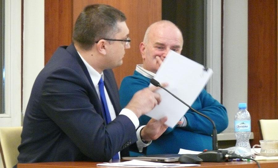 Burmistrz listy pisze