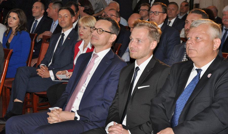 Premier Morawiecki w Kobyłce