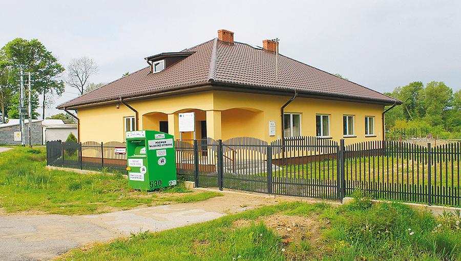Kulturalne zmiany w gminie Poświętne
