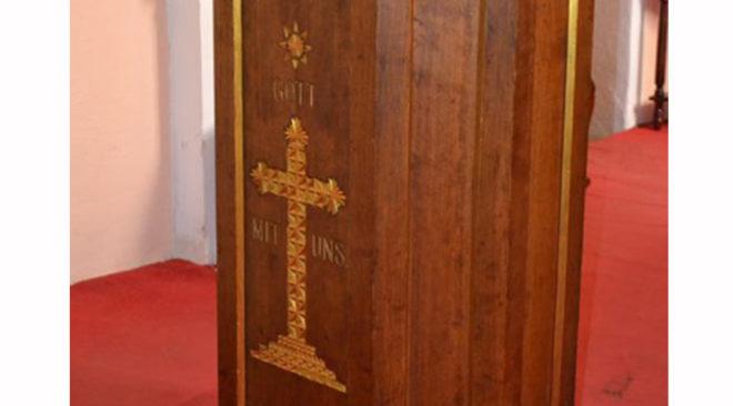 Bunt w parafiach?