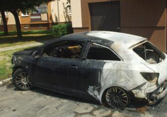 Kto niszczy auta w Ząbkach?