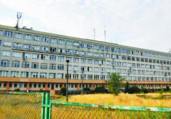 Szpital nieustannych problemów