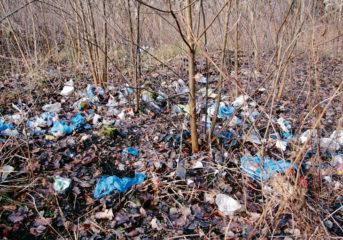 Ściąga ze śmieci