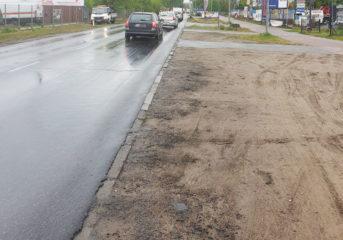 Inwestycje drogowe na DW 634