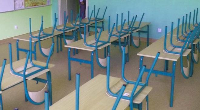 Uczniowie nie wrócą do szkół?