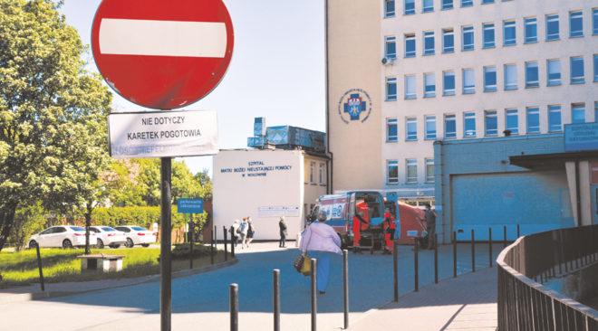 Leczenie szpitala