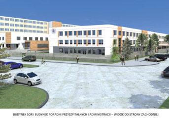 Budujemy szpital. Znowu…