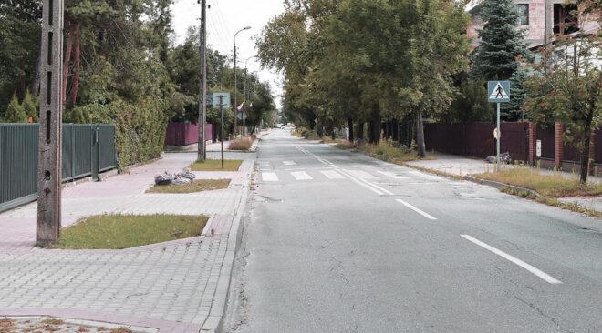 Na początek ul. Wołomińska