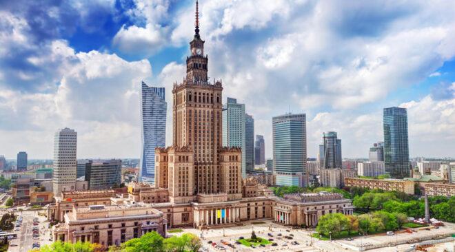Oferta kulturalna w centrum Warszawy