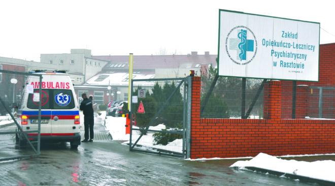 Rasztów: Mord w szpitalu psychiatrycznym