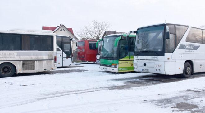Autobusy STALKO znikną z ulic?