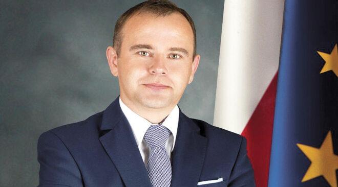 Nowy szef oświaty w Wołominie