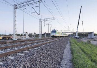 11 wiaduktów na Rail Baltica
