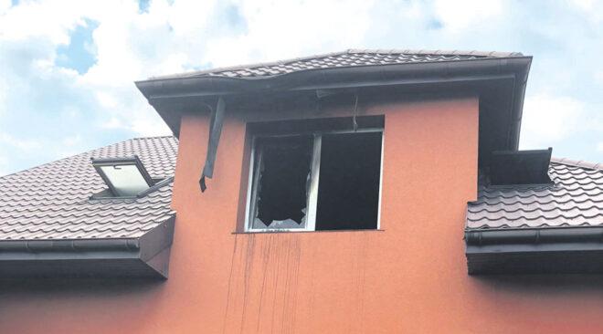 Śmiertelny pożar w ośrodku