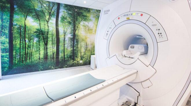 Rezonans magnetyczny w Wołominie