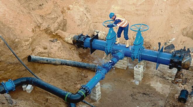 W Kobyłce brakuje wody