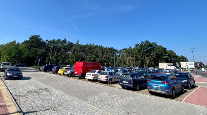 Parking przy szpitalu już otwarty