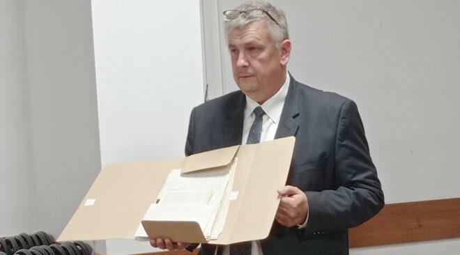 Narodowy zasób archiwalny wzbogacił się o materiały z Wołomina.